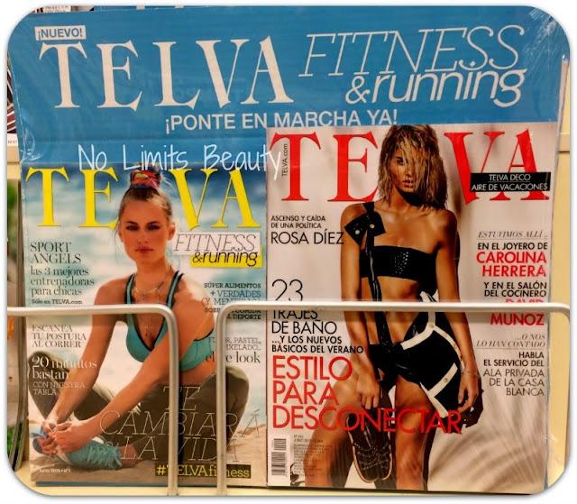 Regalos revistas junio 2015: Telva