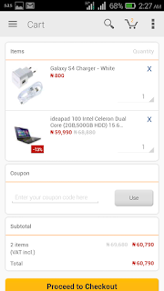 Jumia pay on delivery