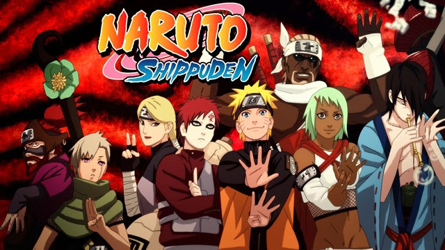 Naruto Shippuuden - Naruto Hurricane Chronicles (2007)