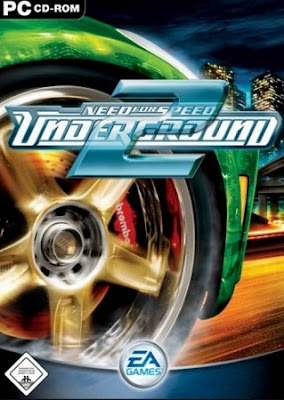 Need for Speed (NFS): Underground 2 Cover