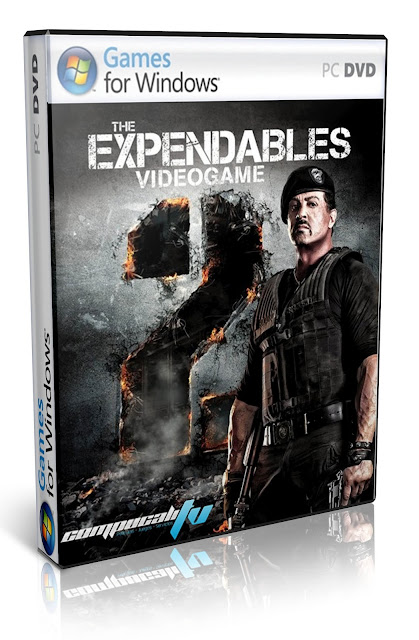 Los Mercenarios 2 PC Full Español Skidrow 2012 DVD5