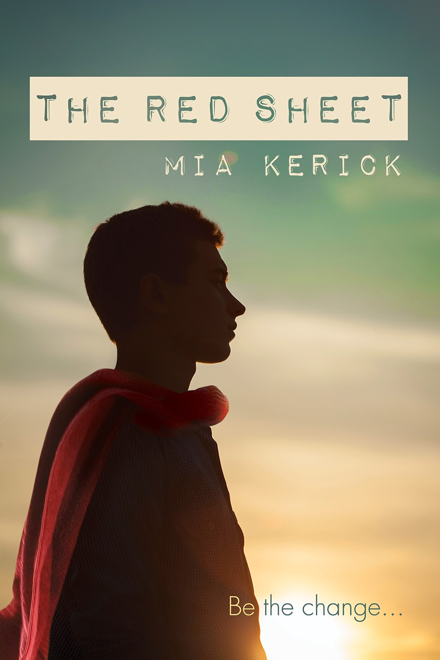 The Red Sheet Book Cover