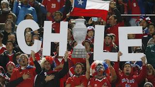 Campione di Coppa America Cile 2015