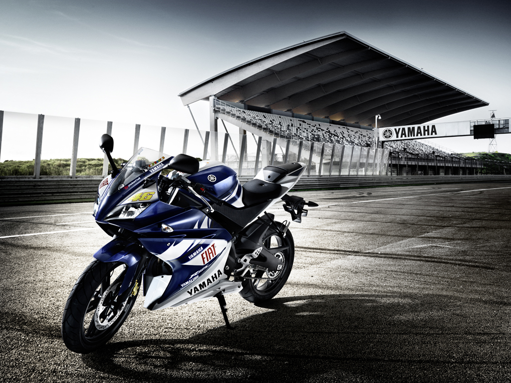 Beautiful Bikes Yamaha Yzf R125