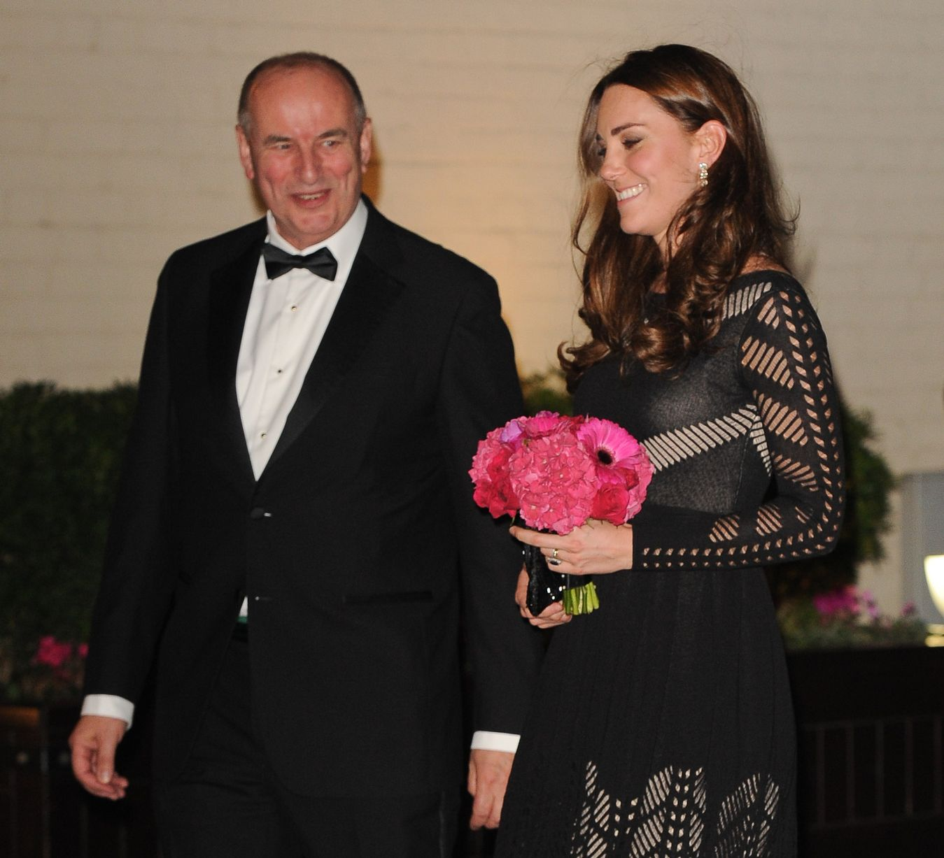Kate Middleton attends Action on Addiction dinner