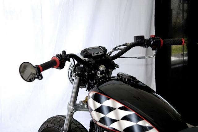 1975 Yamaha XS650 Street Tracker | Yamaha Street Tracker | yamaha xs650 street tracker parts | custom street tracker | yamaha xs650 street tracker motorcycle | xs650 tracker build | yamaha xs650 street tracker photo