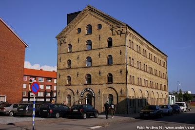 Chaplin hotel, Landskrona