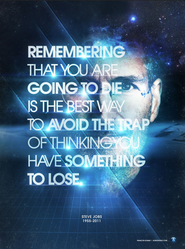 thevisionary 20 Awesome Graphical Tributes to Steve Jobs