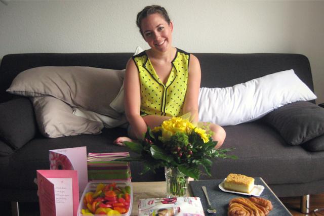 Courtney's 24th birthday 2014