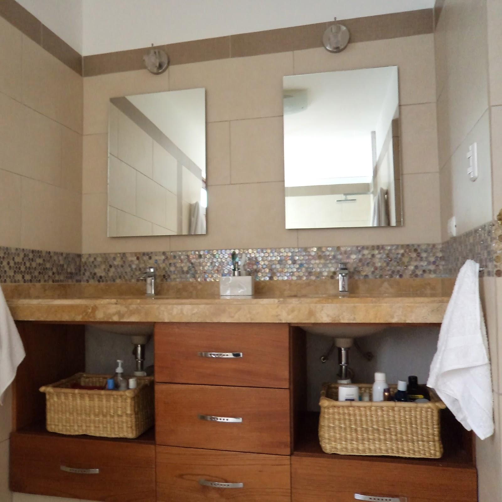 Diseno De Baño De Visitas:Baños principales, de visitas, duchas y lavaderos, todos diseñados