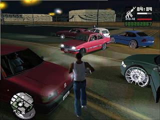 Mais de 100 Códigos GTA San Andreas PC Cheats Especiais