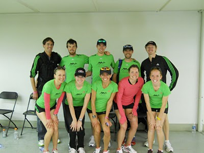 BRC Adidas team