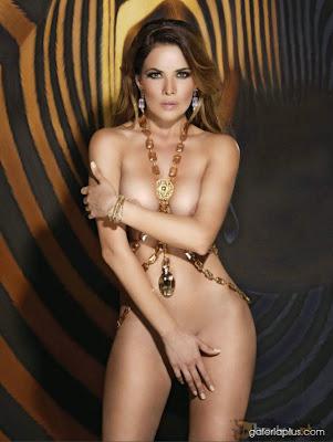 Fotos Lili Brillanti Revista Playboy Octubre 2014