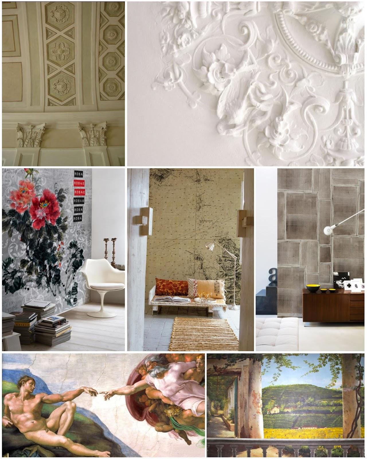 Come decorare una parete vuota dj62 regardsdefemmes for Idee pareti attrezzate