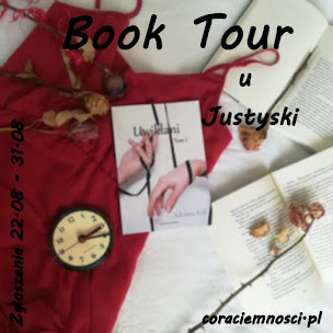 Book Tour - ZAPISY!!