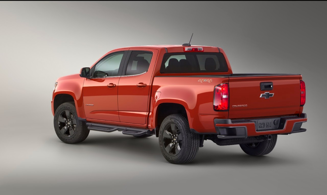2015 Chevrolet Colorado GearOn (TM) Edition