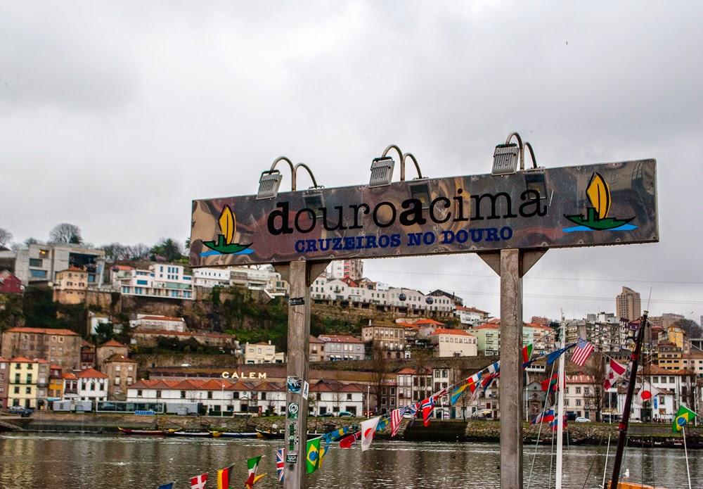 Porto River Ribeira portugal