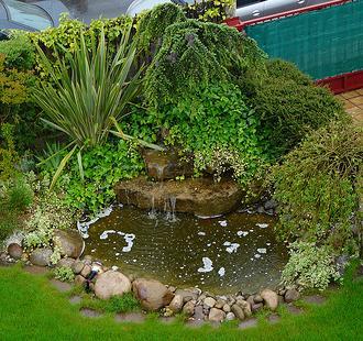 Estilo armonioso para jardines feng shui jard n feng shui for Que significa estanque