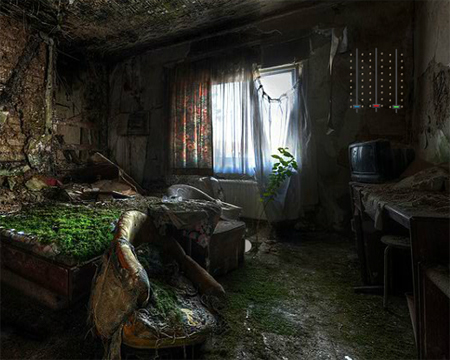 Solucion al Juego Escape from Abandoned Rooms