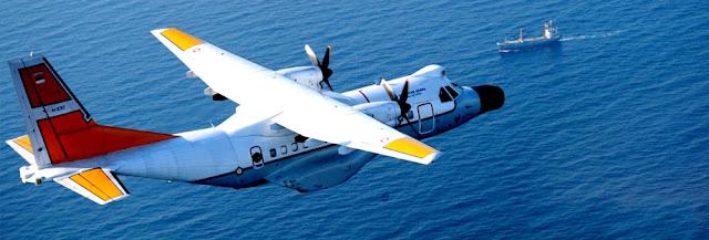 Pesawat CN-235 MPA