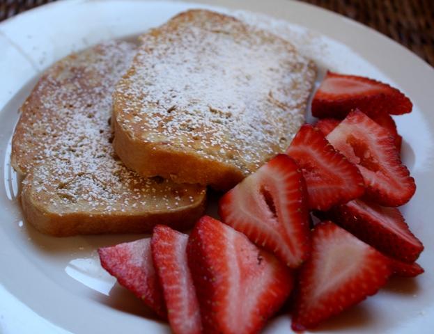 Milk and Honey French Toast