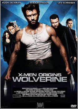 Download - X-Men Origins - Wolverine DVDRip - AVI - Dual Áudio
