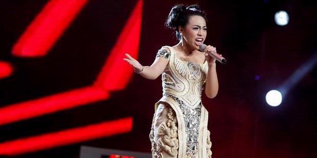 Sean pemenang kedua pemilihan Indonesian Idol 2012
