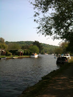 Upstream from Henley