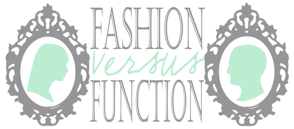 FASHION vs FUNCTION