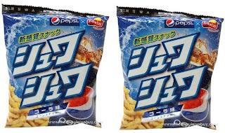 Pepsi-Flavored Cheetos Debut in Japan