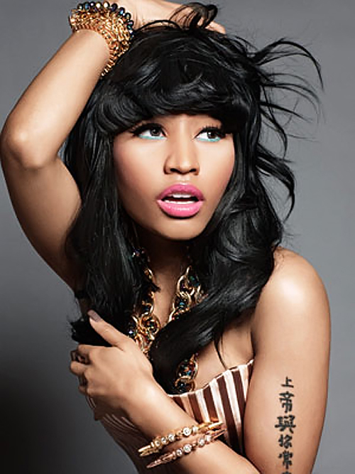 nicki minaj hot