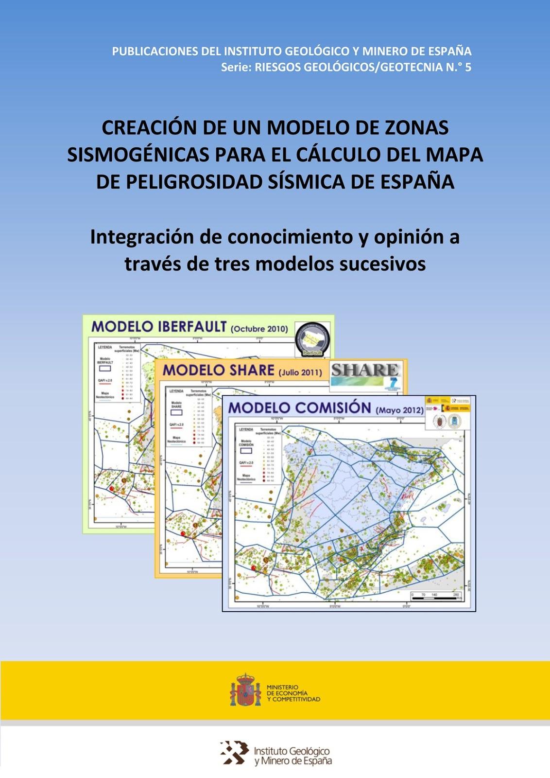 Riesgos geológicos/Geotécnia | Publicaciones del IGME
