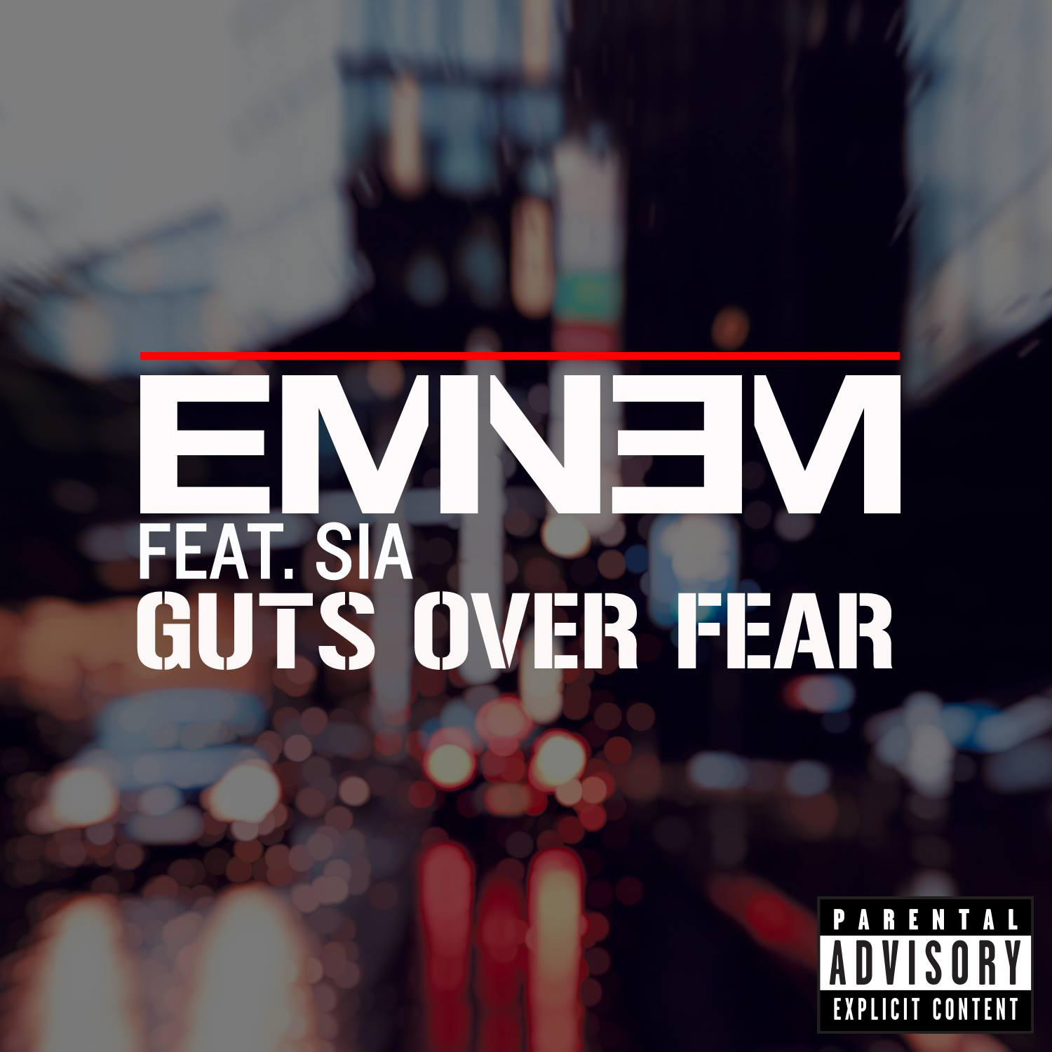 Curtain call the hits deluxe version itunes plus m4a album - Eminem Guts Over Fear Feat Sia Single