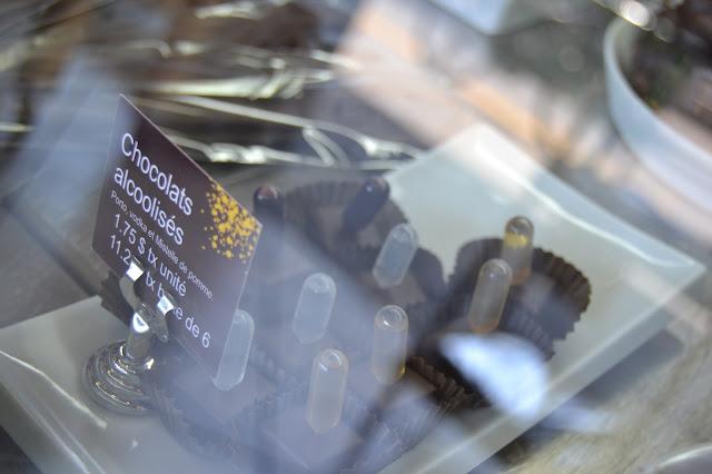 Chocolats alcoolisés Chocolats Privilège