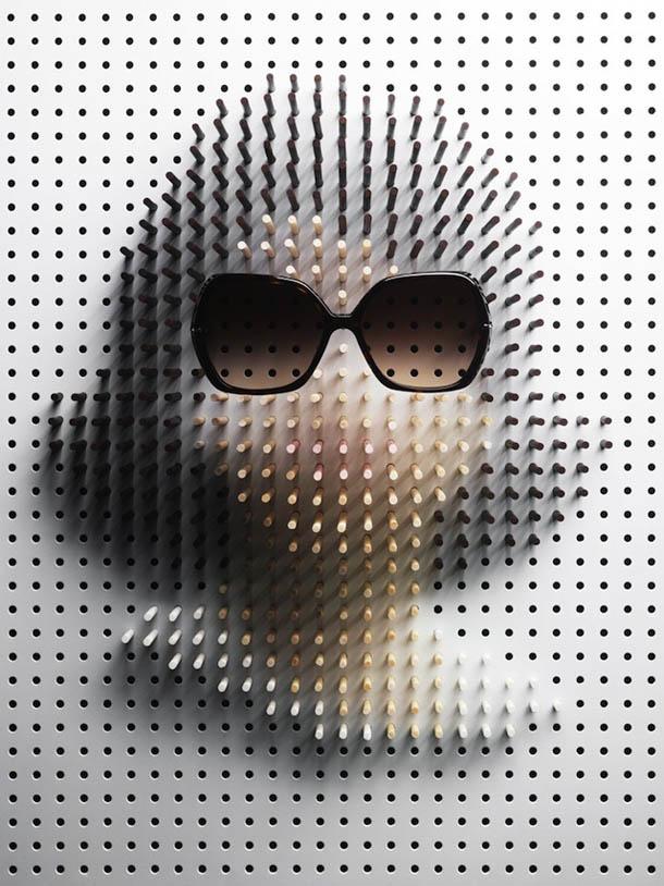 Philip Karlberg - retratos - Jackie Onassis