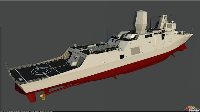 LX(R) Amphibious Ship