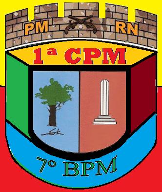 1ª CPM - 7º BPM