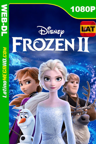 Frozen 2 (2019) Latino HD WEB-DL 1080P ()