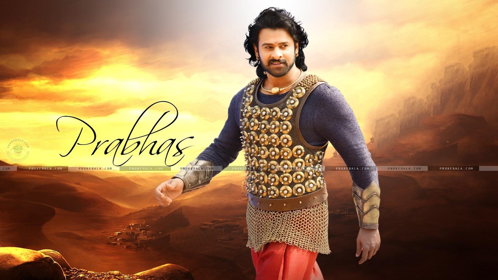 Prabhas stylish photos in bahubali