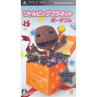[PSP] Little Big Planet [リトルビッグプラネット ポータブル] ISO (JPN) Download