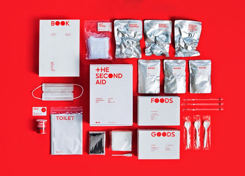 packaging The Second Aid