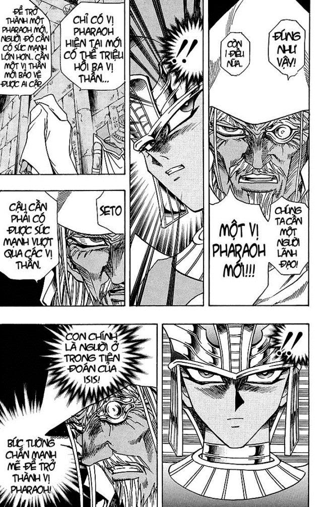YuGi Oh – Vua Trò Chơi chap 309 Trang 9