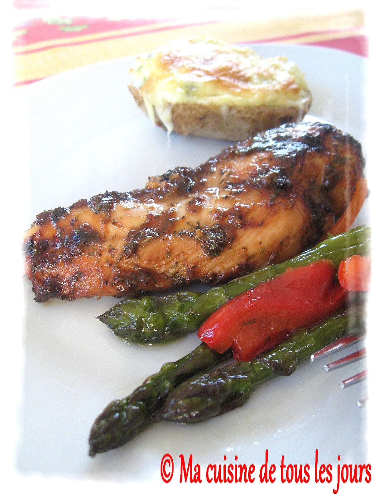 Marinade pour poulet comment a marche - Comment faire une marinade ...
