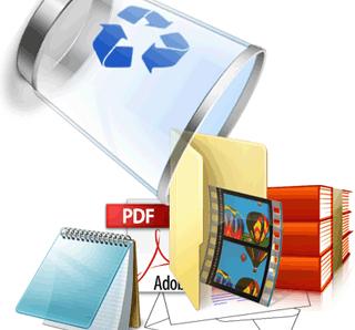 Borrar archivos de windows