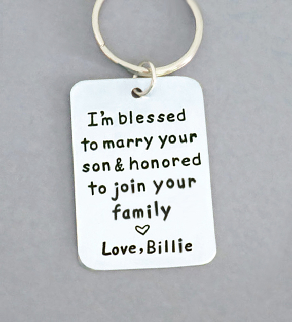 Father Of The Groom Gift Mother Bride Wedding For In Law Or