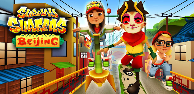 SUBWAY SURFERS v1.13.0 [Unlimited Money]