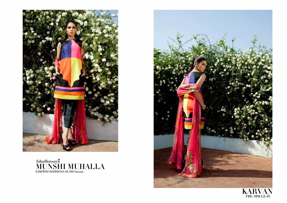 Munshi Mohalla Summer Collection