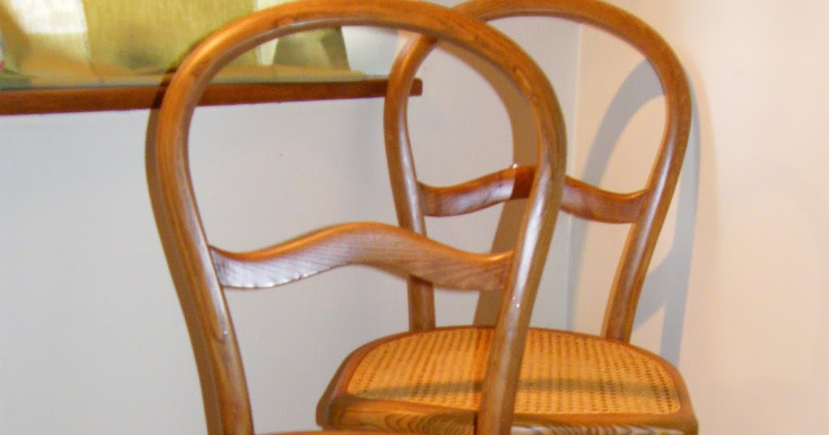 Normandie cannage chaises cann es de style louis philippe de pacy sur eure - Chaises louis philippe cannees ...