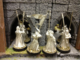 The Hobbit SBG - Banner of Galadhrim Guard