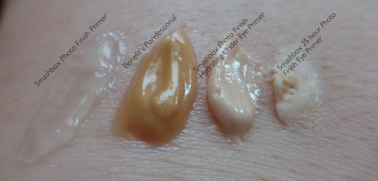 Primers for Oily Skin, smashbox primers, benefit primer